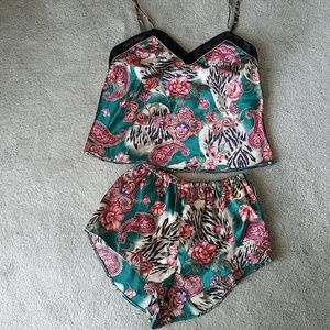 Katheryne Intimates & Sleepwear - 2 piece Sleepwear